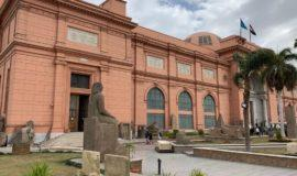 pyramids and the Egyptian museum one-day tour