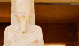 Luxor day trip from Hurghada by van
